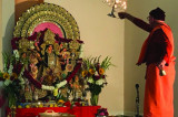 Durga Puja at Vedanta Society of Greater Houston Streamed Online