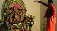 Durga Puja at Vedanta Society of Greater Houston Streamed Online