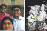 Leuva Patel Family Loses Two Sons: 19, 14