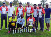 TCC Premier Tournament Fall 2020: Cougars Winners, CSK Runners Up
