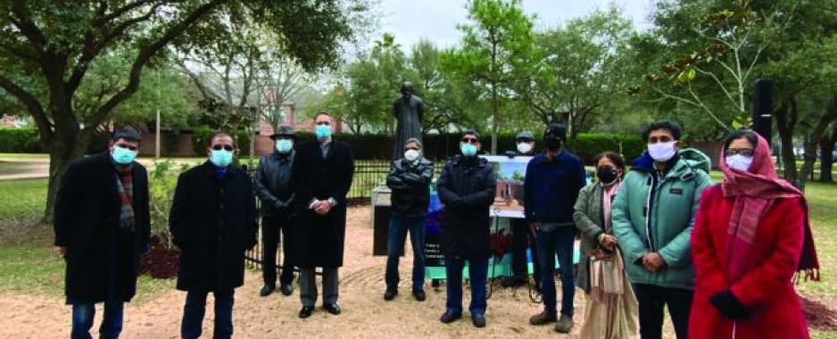 TSH Celebrates Centennial of Tagore's Visit to Houston – Feb. 13-14, 2021