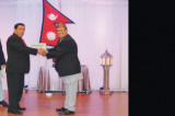 Nepali New Year Celebrated