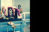 Guru Peyarchi Homam at Sri Meenakshi Temple