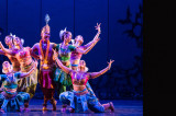 """Sutra Dance Theater Reinvents Love with """"Krishna"""""""