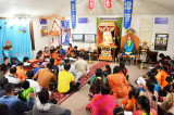Namadwaar Celebrates 5th Anniversary with Nama Sankirtan