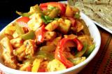 Mama's Punjabi Recipes: Paneer Te Katti Sabziyan (Cheese & Mixed Vegetables)