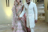 Meet Mr. and Mrs. Shahid Kapoor, couple posts their first selfie