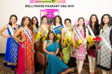 Bollywood Shake Crowns 2015  Teen, Miss & Mrs. Bollywood USA at Stafford Centre