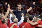 Andy Murray on 'Top of the World' After Davis Cup Win