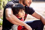 Emraan Hashmi's first book titled The Kiss of Life: How A Superhero and My Son Defeated Cancer