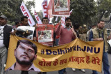 SC to hear arrested JNU student leader Kanhaiya Kumar's bail plea today