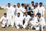Cricket League Finals at India House
