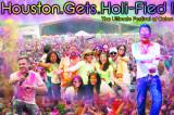 Epic Holi Rocks with Record International Crowd
