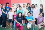 Bollywood Shake Collaborates with SHIAMAK in Houston