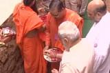 PM Modi, Amit Shah lay foundation stone for new BJP headquarters in New Delhi