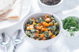 Mama's Punjabi Recipes: Gajjar Methi (Sauteed Carrots and Fenugreek)
