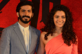 Miryza actress Saiyami Kher is more excited about her co-star Harshvardhan Kapoor's debut!
