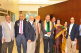 Justice Hegde Decries Decline of Moral Values for India's Corruption