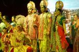 Kusum Sharma's Ramleela Reverberates a Quiet Sunday Afternoon