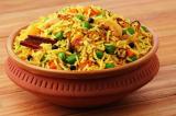 Mama's Punjabi Recipes: Subzi Pulao (Vegetable Pilaf)