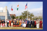 India House Flaunts the Cultural Diversity of India at the 69th Republic Day Event