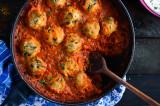 Mama's Punjabi Recipes: Choliya te Wadiyan (Fresh Green Chickpeas & Dumplings)