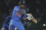 India vs Sri Lanka: Shikhar Dhawan continues form with bat, smacks 90 in 49 balls