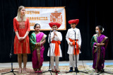 Houston Youth Pays a Tribute to Chhatrapati Shivaji Maharaj