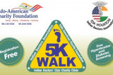 "IACF Invites You to Join and Say ""I Walk – I Care"""