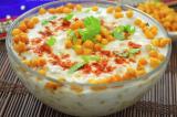 Mama's Punjabi Recipes: Boondi da Raita (Chickpea Drop Yogurt Sauce)