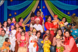 HGH Brings Houstonians Under One Roof to Celebrate Lord Krishna's Birth