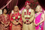 Sanjay Sharma, Maggie Budzien Tie the Knot