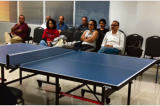 Smash! Table Tennis Takes Off at India House