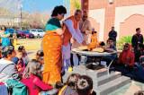 Makar Sankranti and Lohri Celebrated with Zest at Arya Samaj