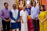 Dr. H. R. Nagendra Dedicates S-VYASA's New  Houston Yoga Center