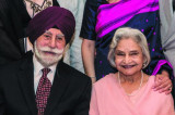 Bhallas' Act of Charitable Giving Sets Iconic Example for Others to Follow