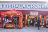 Vishala 7 Hillcroft Grand Opening Attracts Over 3,000 in Gandhi District!