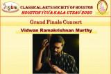 Classical Arts Society Presents Ramkrishnan Murthy via FB Live