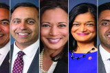 All Indian American Congress Representatives Re-elected