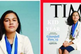 "TIME Magazine's First Ever ""Kid of the Year"": Gitanjali Rao"