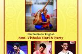 Cultural Arts Spring Festival Kick Off with Devotional Fervor: Vishaka Hari