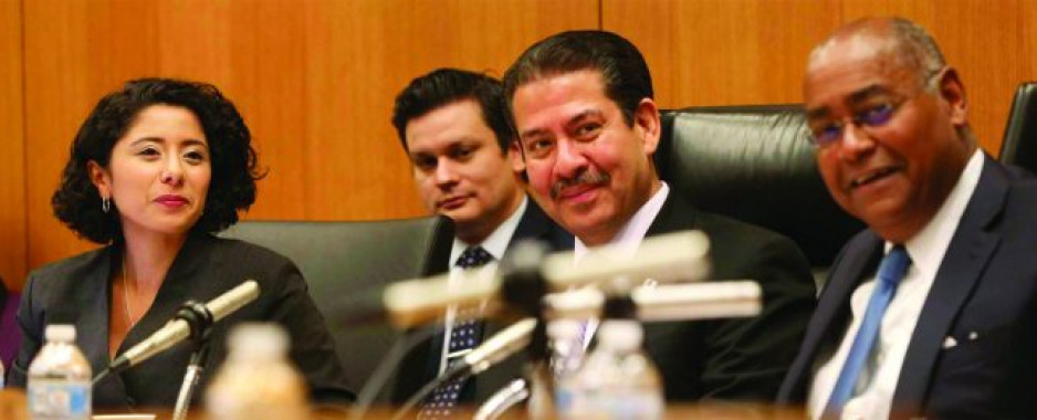 Commissioner Adrian Garcia Proposes Initiatives to Strengthen Grid