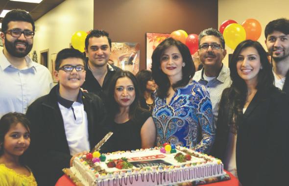 Aisha Salon & Spa Inaugurates Its Newest Establishment in