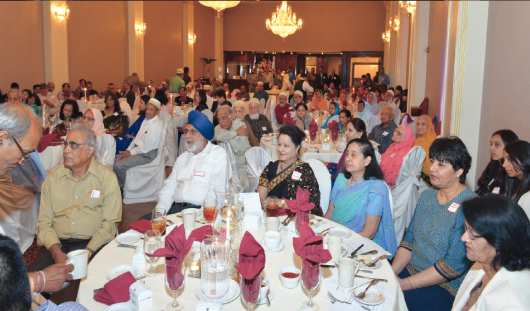 Over 175 people attended the event held at the Chateau Crystal banquet facility.