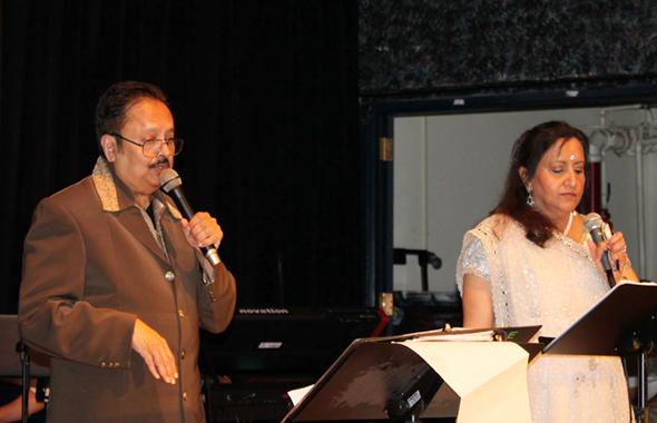 Dr. Dipak Shah and Dr. Sheela Shah