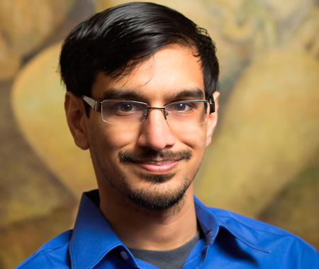 Rishi Bhutada, member of HAF's Board of Directors