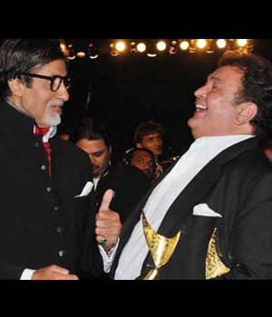 Amithab and rishikapoor