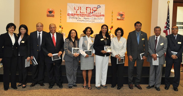 YLDP board members.