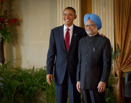 Obama and PM