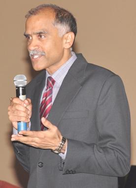 Indian Consul General Harish